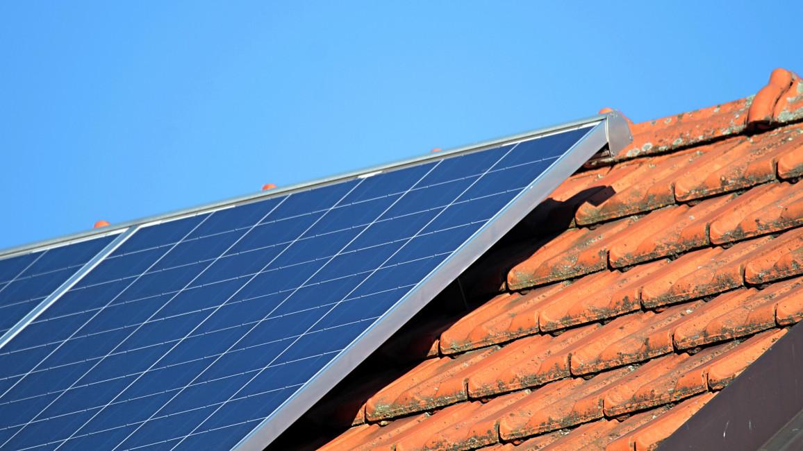 Solarstrom für Warmwasser