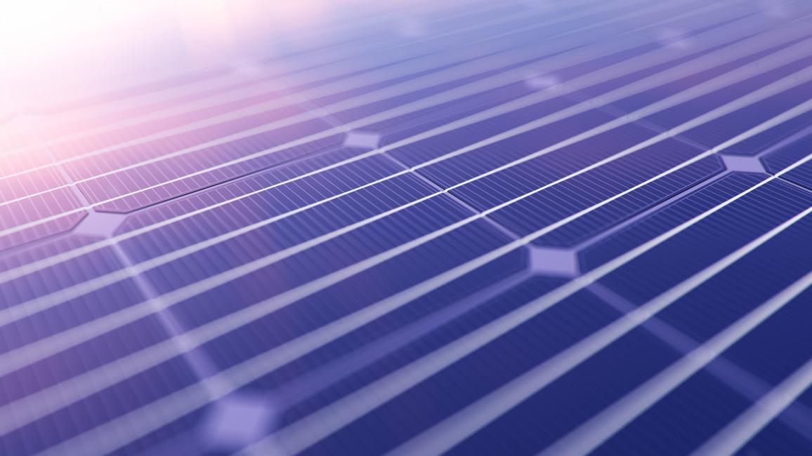 Der Wirkungsgrad von Solarzellen hängt von ihrem Aufbau ab