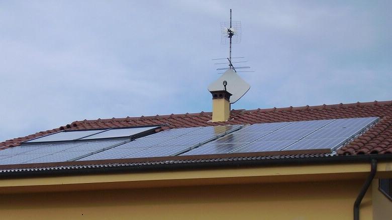 Solarenergie mit Solarthermie nutzen