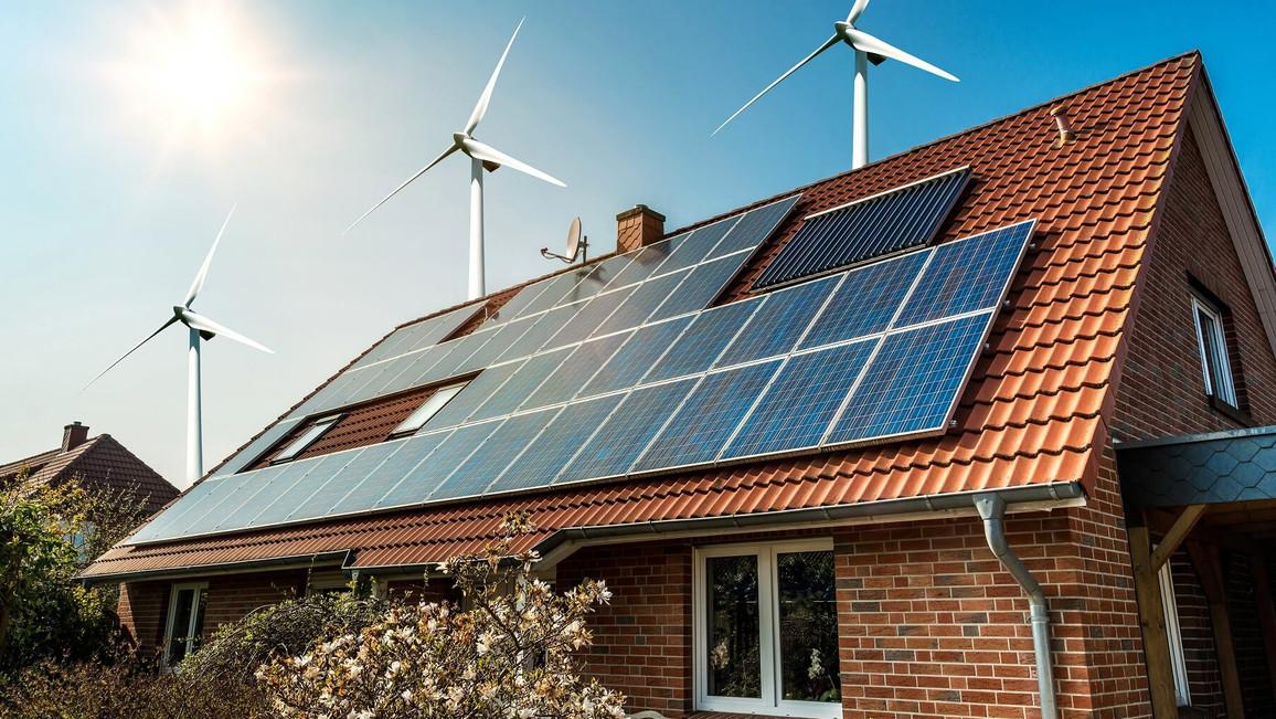 überschüssigen Solarstrom verkaufen