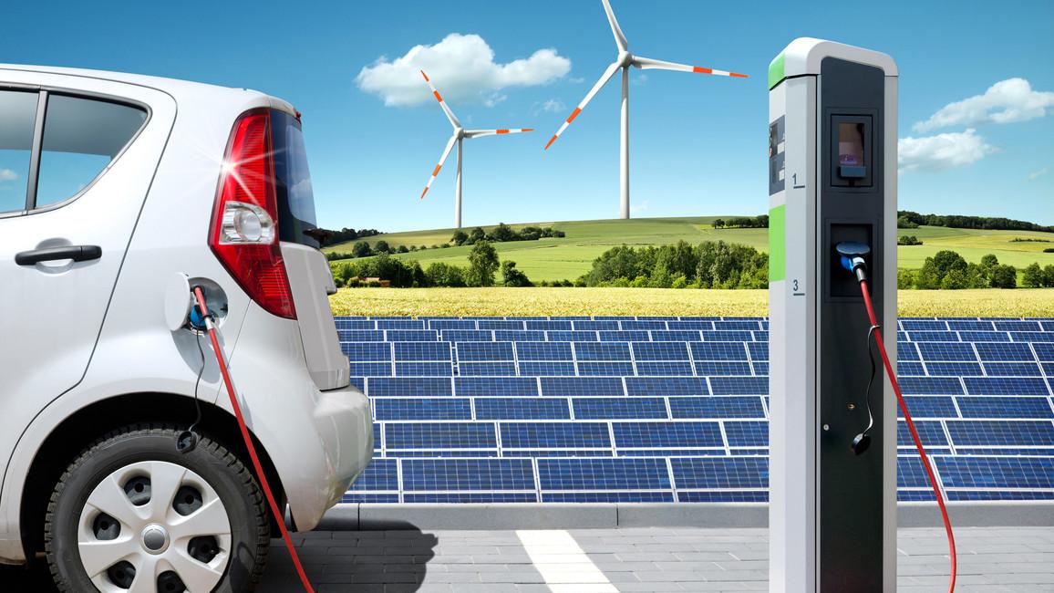 Elektroautos haben einen hohen Strombedarf