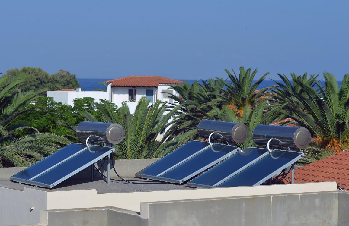 Anwendungsgebiete von Sonnenkollektoren