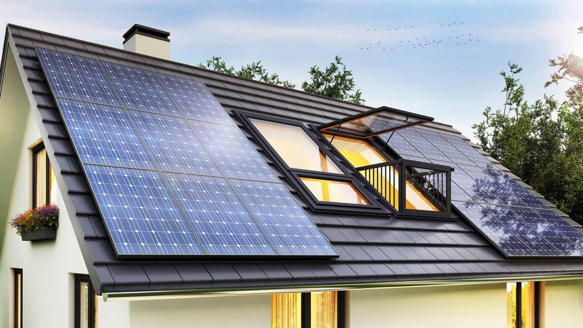 Photovoltaikanlage auf Hausdach mit Speicher ergänzen