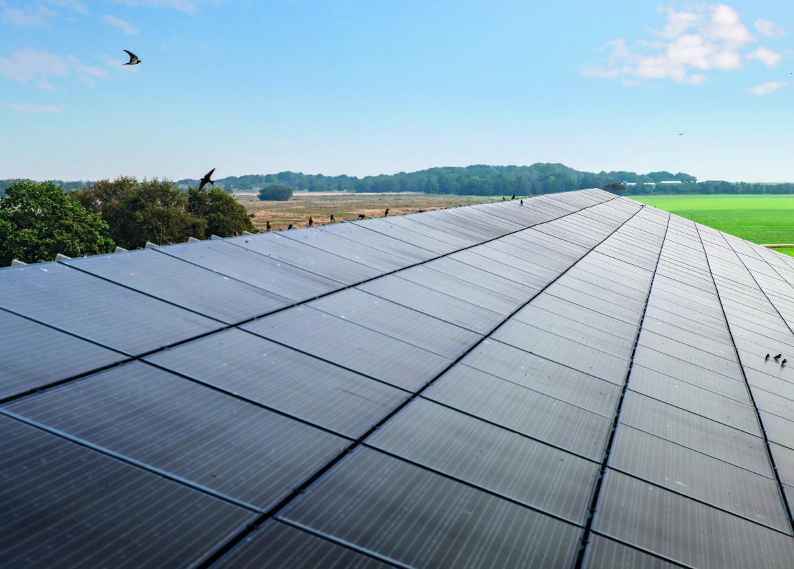 Dünnschicht-Solarmodule haben einen geringeren Preis
