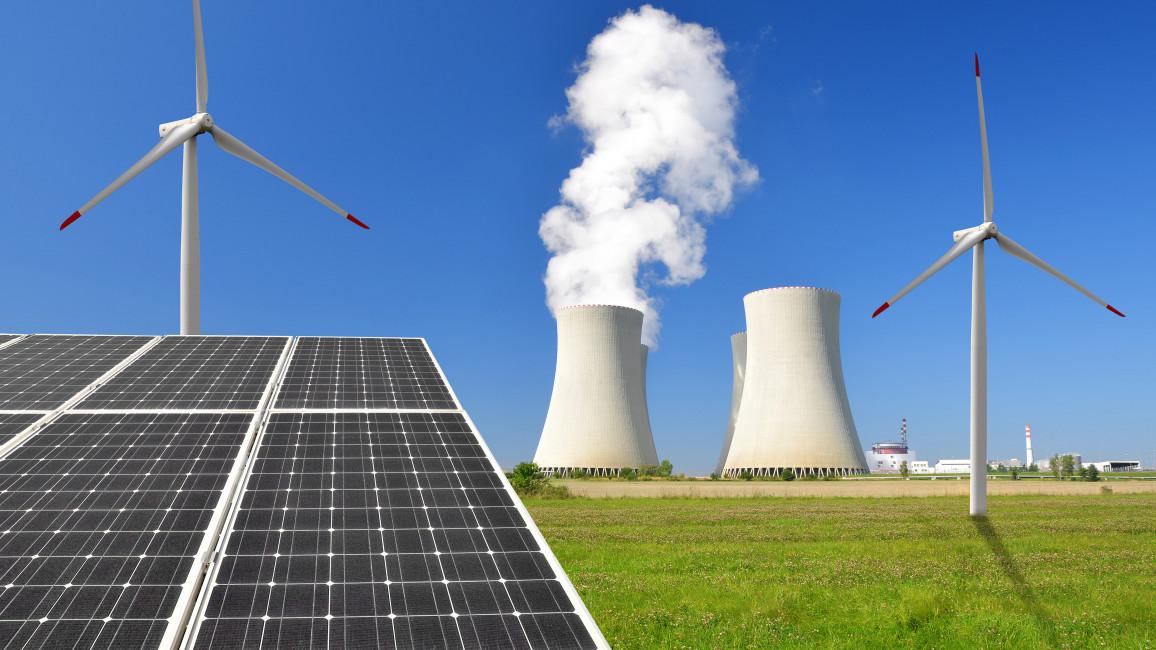 Ökostrom statt konventioneller Strom