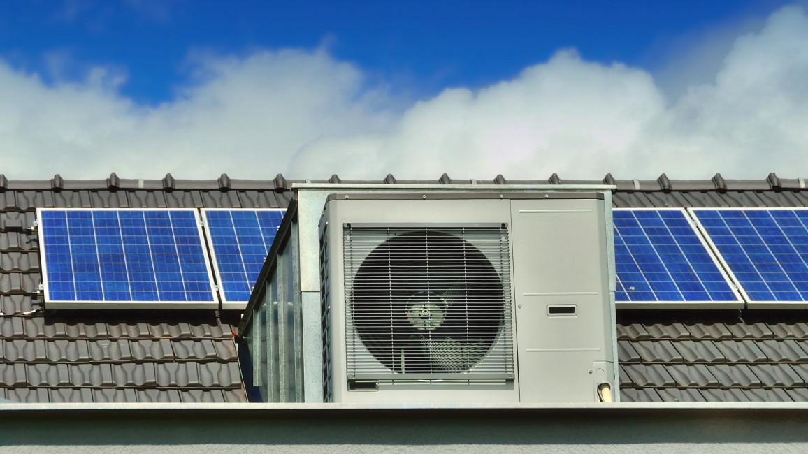 Mit Wärmepumpe Photovoltaik Eigenverbauch erhöhen