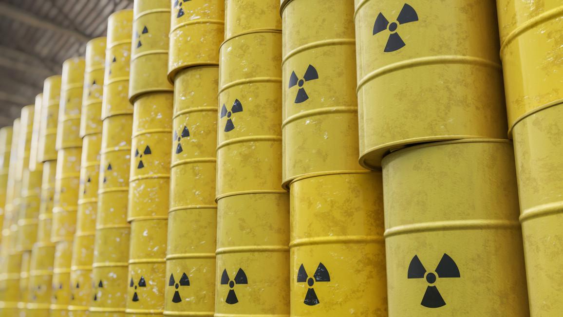 Atomstrom hinterlässt Abfall
