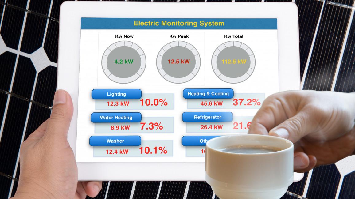 Wechselrichter Monitoring