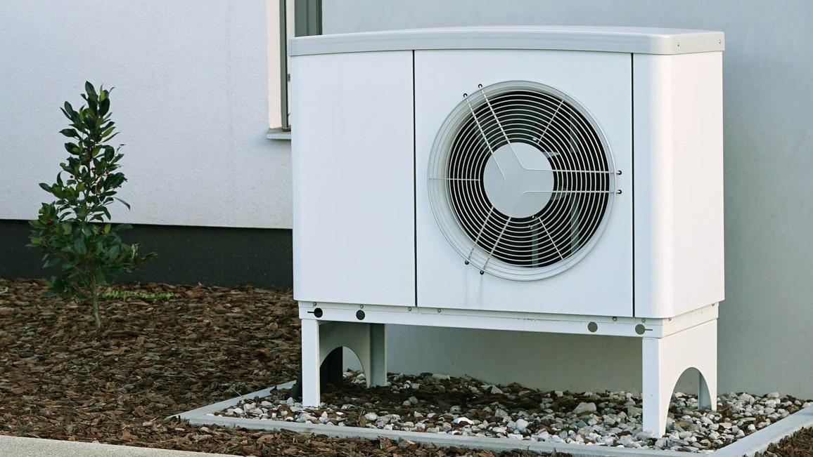 Photovoltaik liefert Strom für Wärmepumpe
