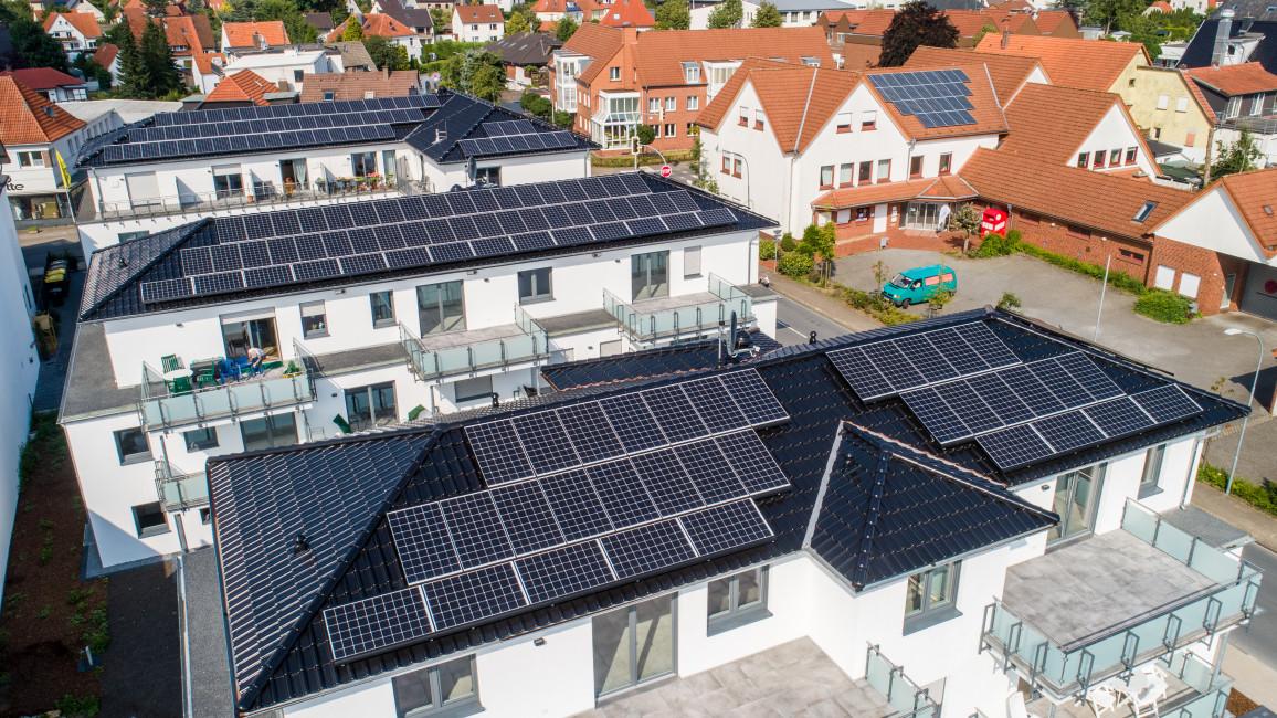 Stromerzeugung aus PV - dezentral und kostengünstig