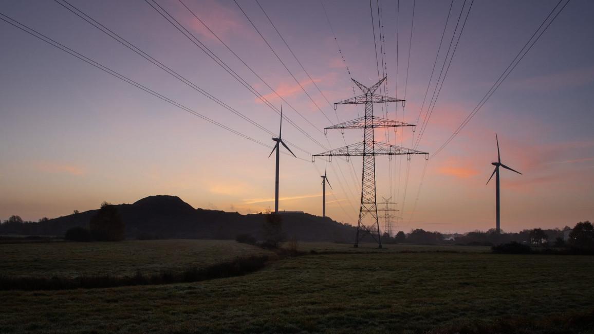Energiewende braucht Stromtrassen