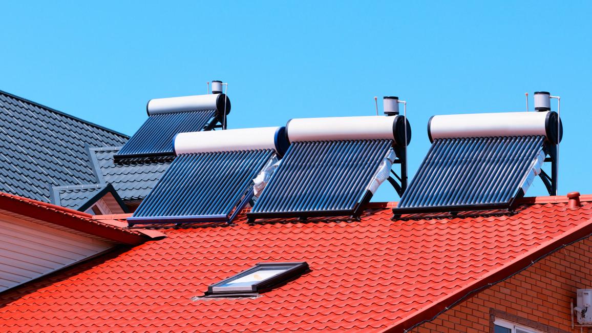 Solarthermie zur Unterstützung der Heizung nutzen